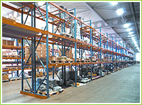 Conventional Pallet Storage solutions