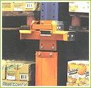 Upright Protectors - racking