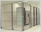 Partitioning Industrial Mesh